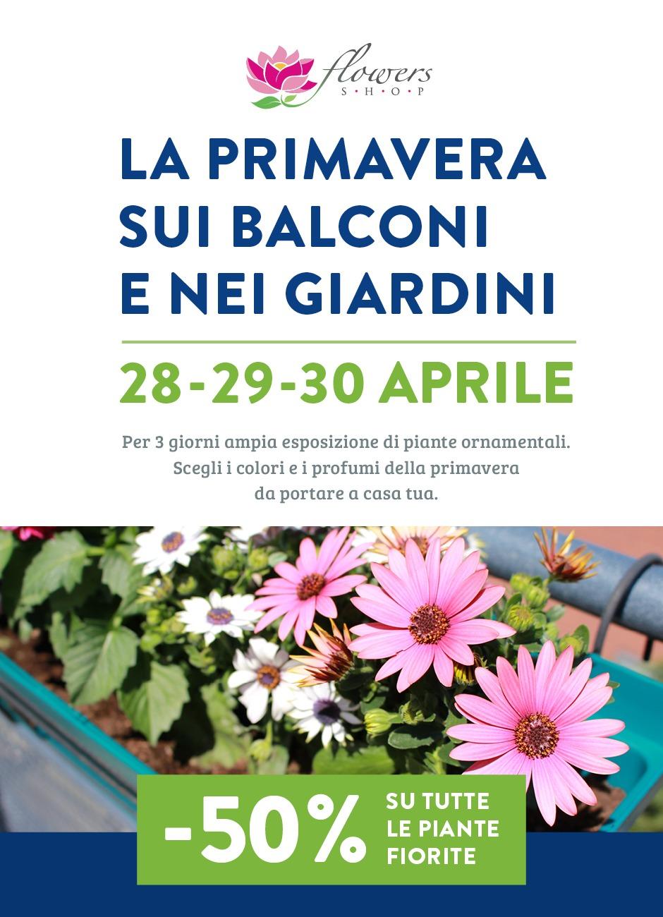 Post Primavera flowershop